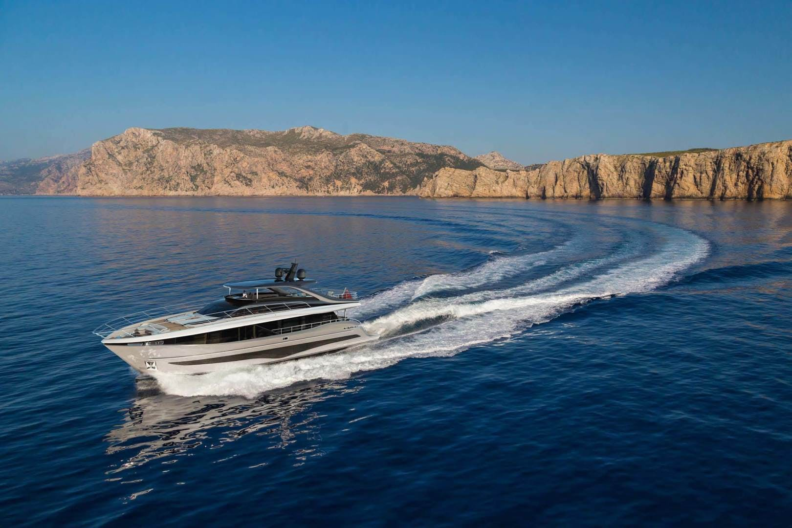 2022 Princess 95' 95 Motor Yacht Y95 | Picture 2 of 21