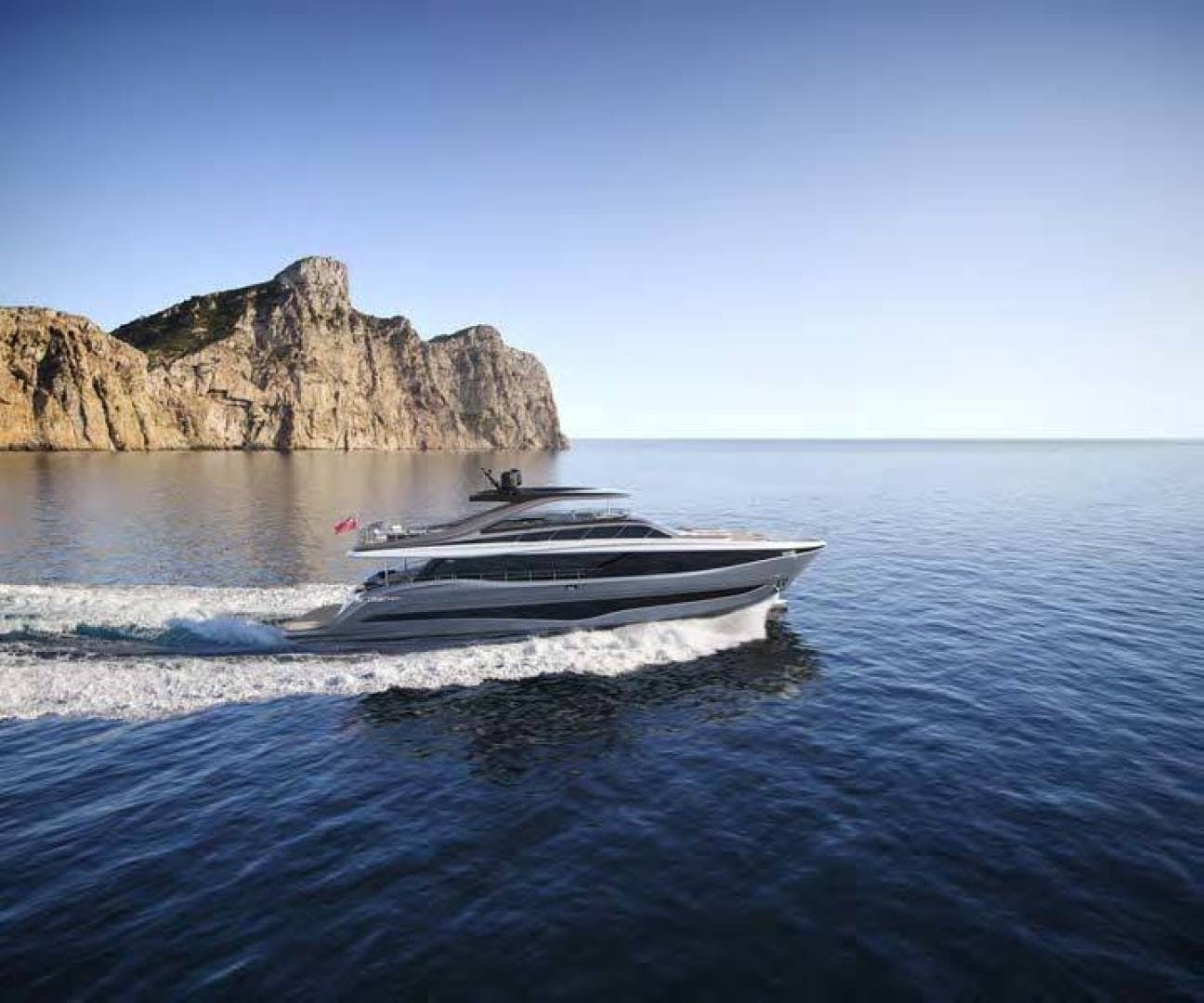2022 Princess 95' 95 Motor Yacht Y95 | Picture 7 of 21