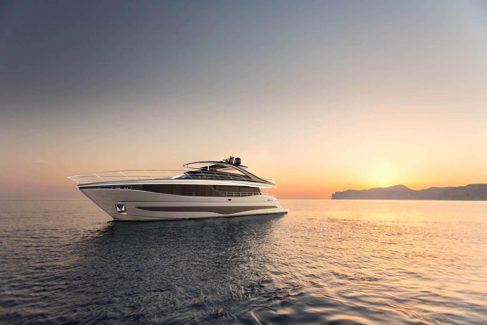 """2022 Princess 95' 95 Motor Yacht """"Y95"""""""