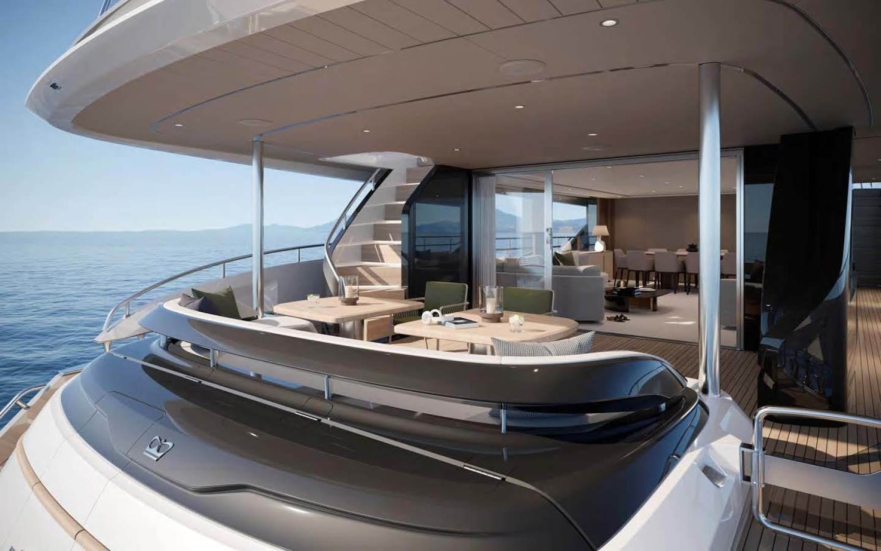 2022 Princess 95' 95 Motor Yacht Y95 | Picture 8 of 21
