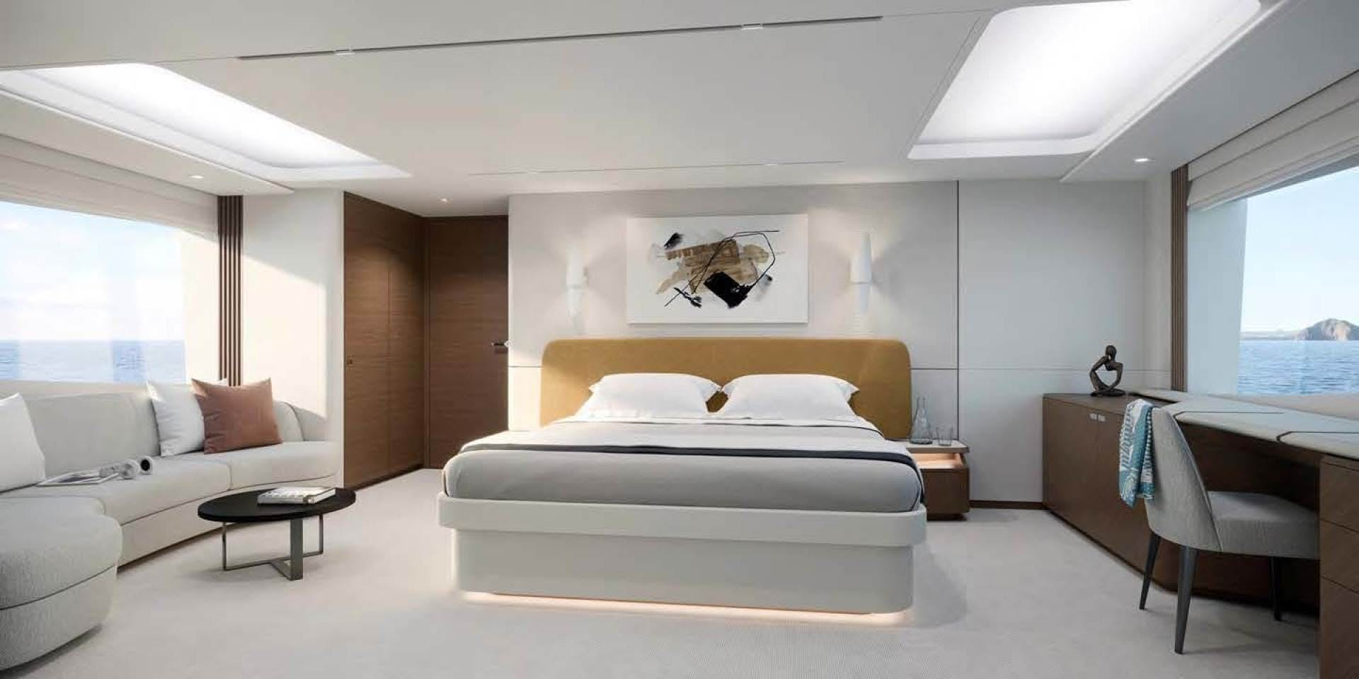 2022 Princess 95' 95 Motor Yacht Y95 | Picture 6 of 21