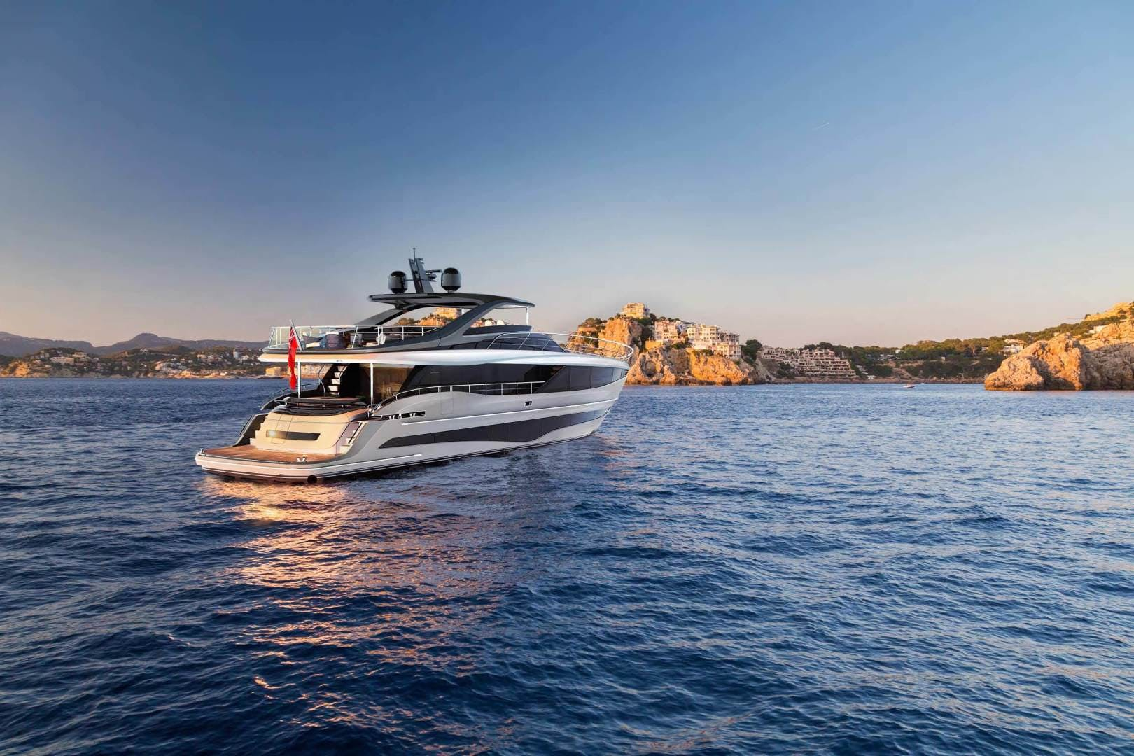 2022 Princess 95' 95 Motor Yacht Y95 | Picture 5 of 21