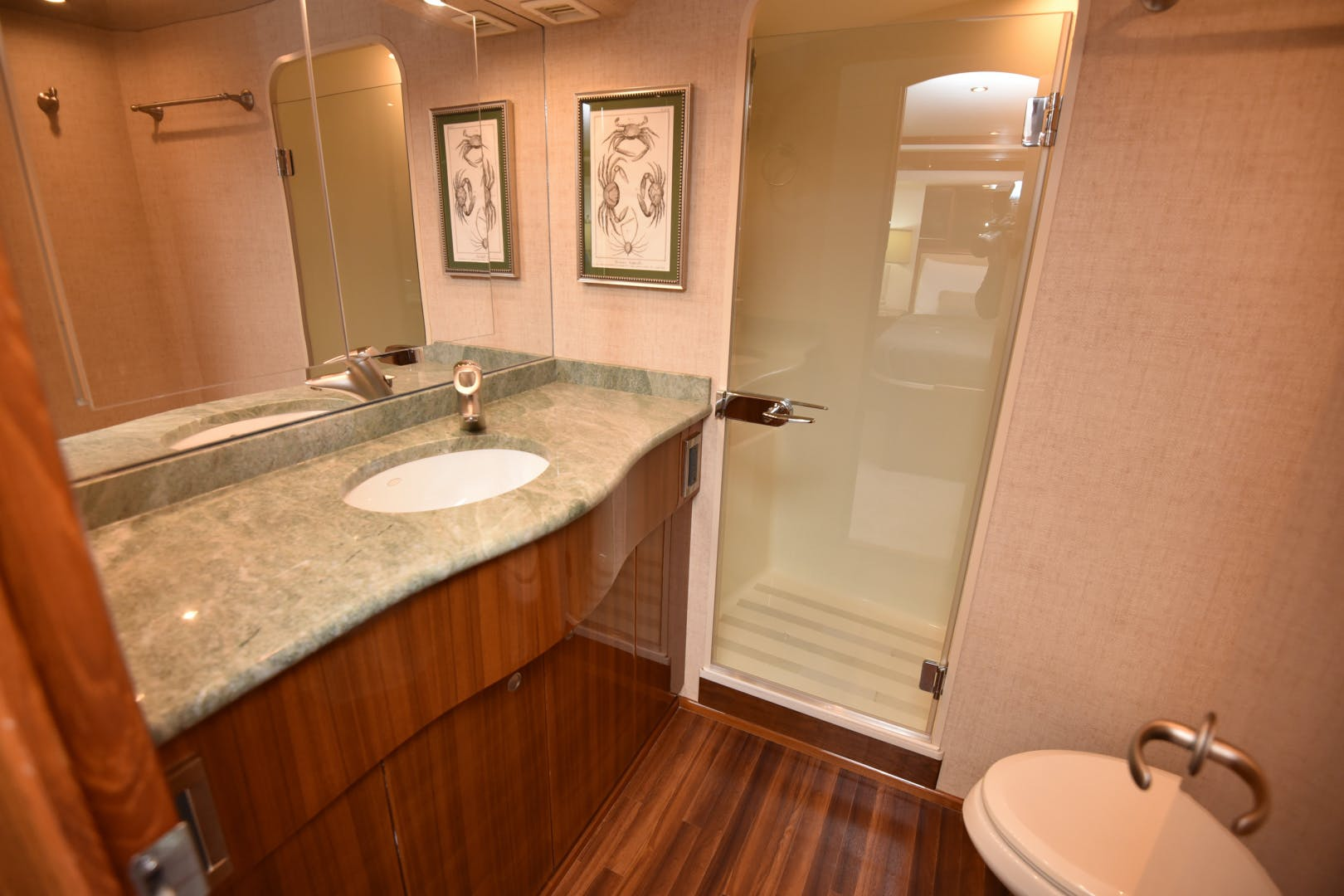 2008 Viking 74' 74 Convertible Picu 2 | Picture 2 of 95