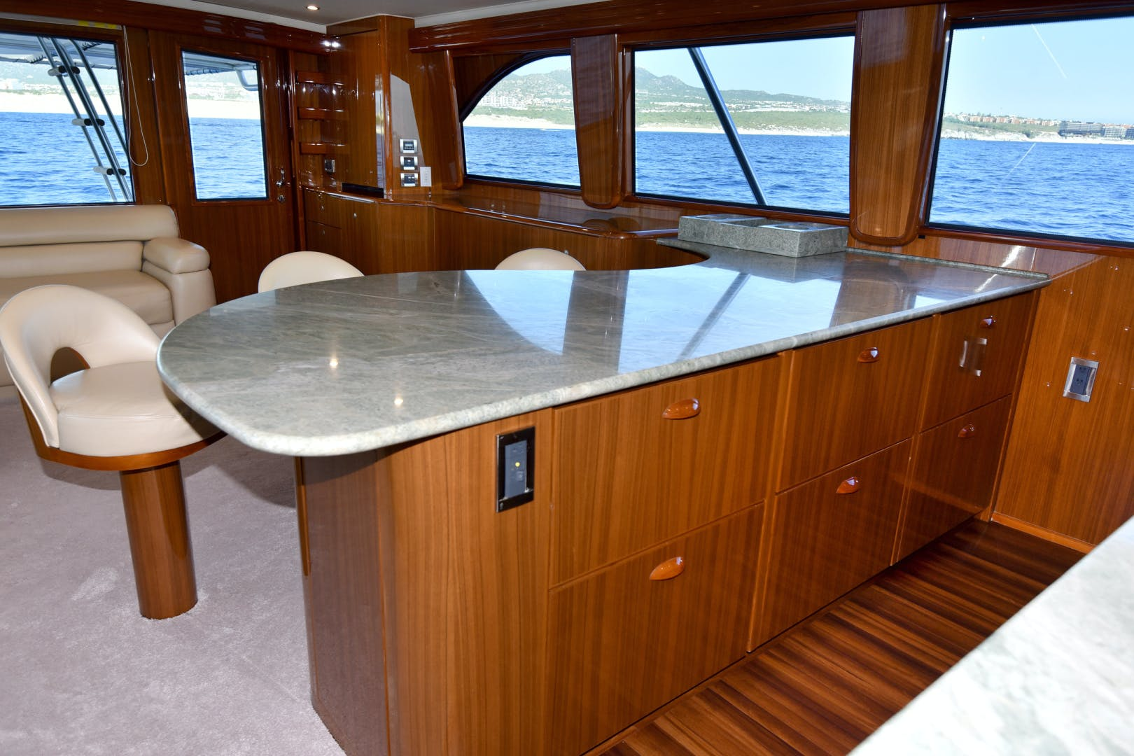 2008 Viking 74' 74 Convertible Picu 2 | Picture 8 of 95