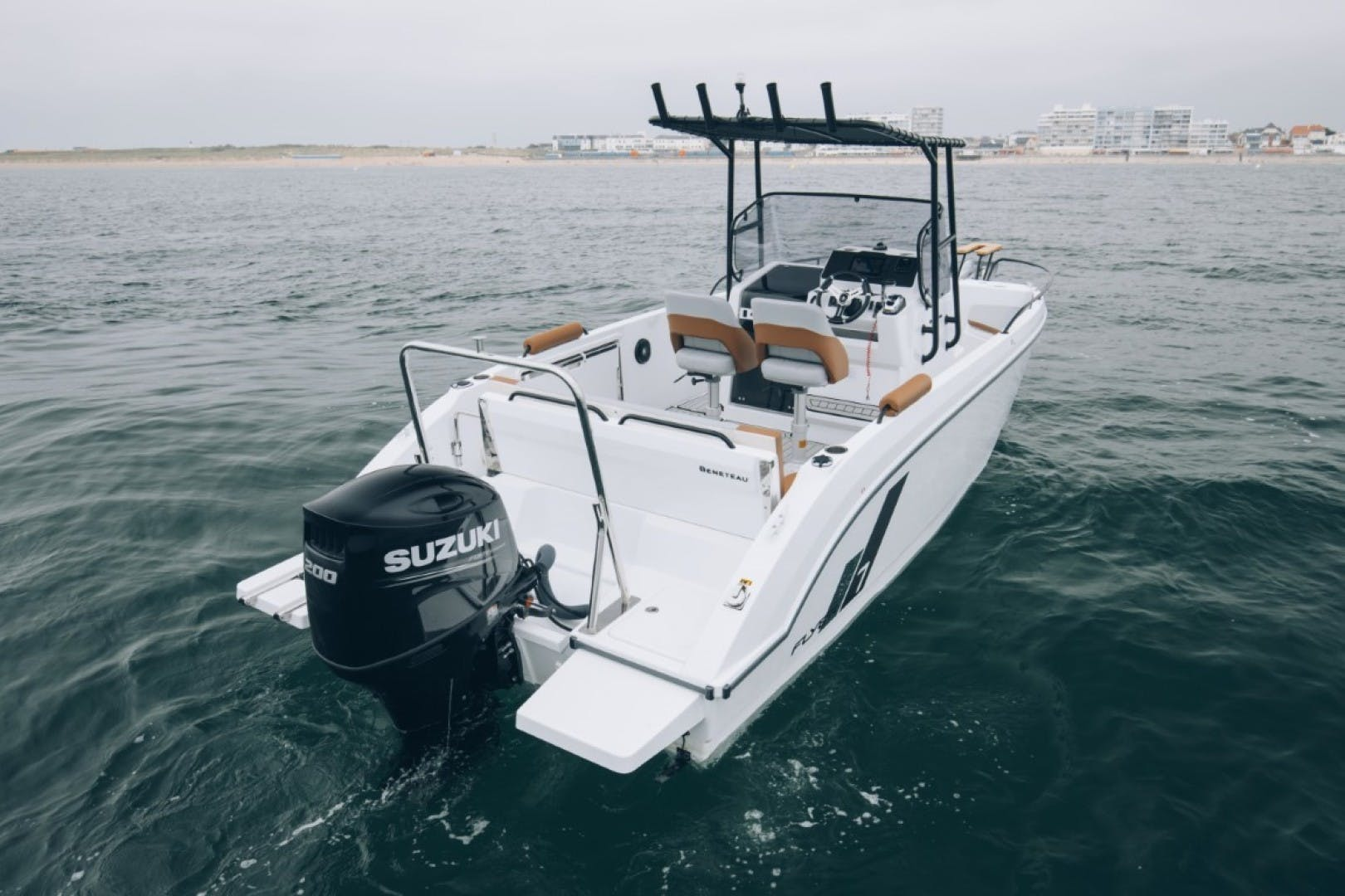 2021 Beneteau 21' Flyer 7 Spacedeck  | Picture 5 of 13