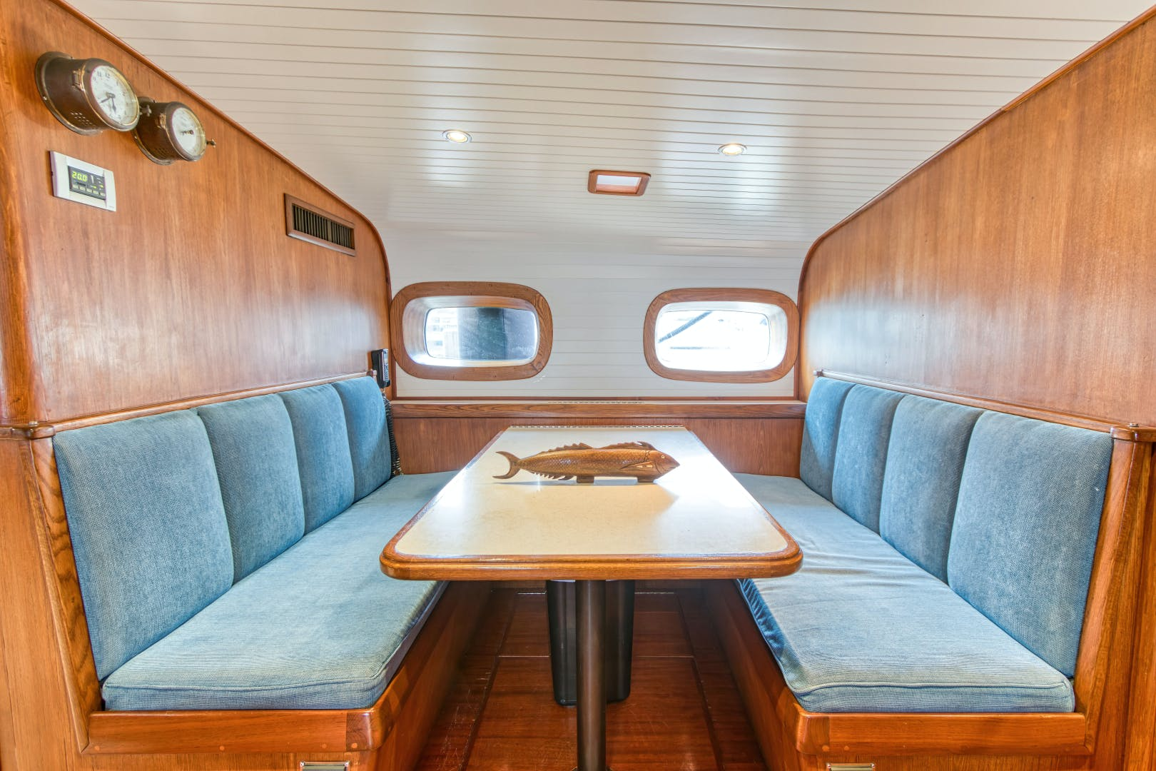 1975 Palmer Johnson 87' Custom Aria | Picture 6 of 36