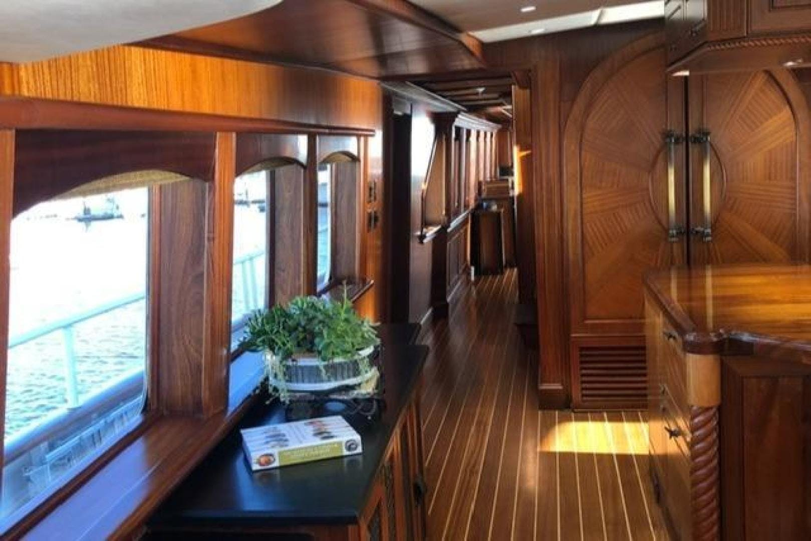 1991 Trinity Yachts 115' Raised Pilothouse  Watercolours   Picture 5 of 75