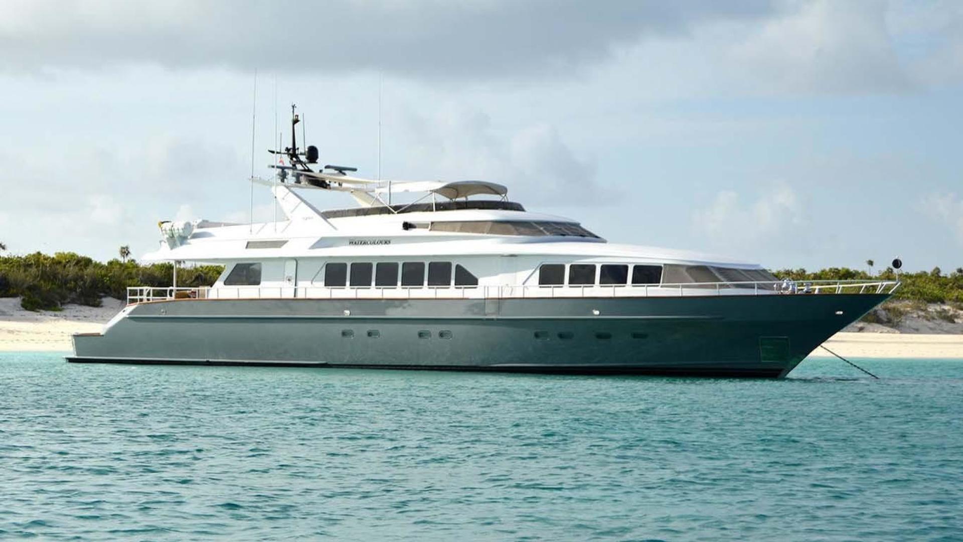 "1991 Trinity Yachts 115' Raised Pilothouse  ""Watercolours"""