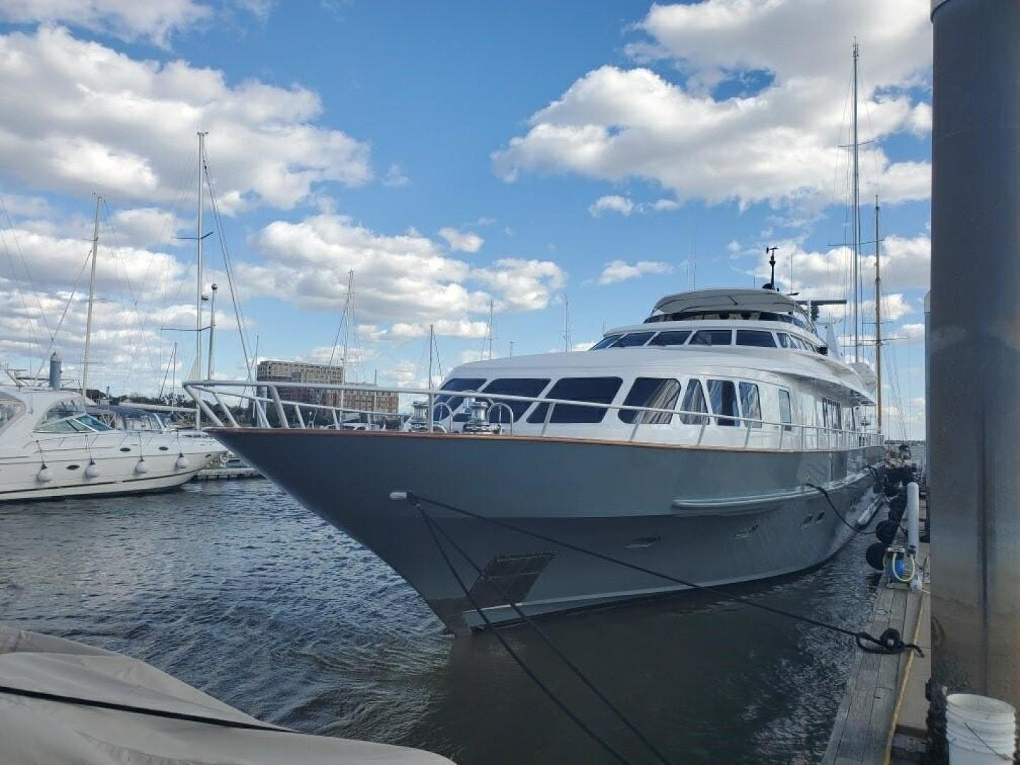 1991 Trinity Yachts 115' Raised Pilothouse  Watercolours   Picture 2 of 75