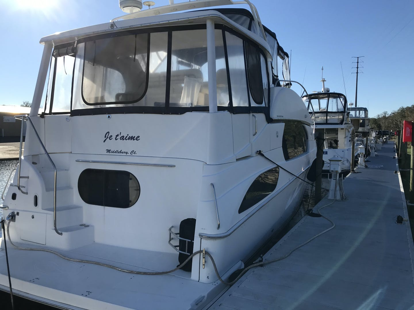 2002 Silverton 43' 43 Aft Cabin J T'aime | Picture 6 of 31