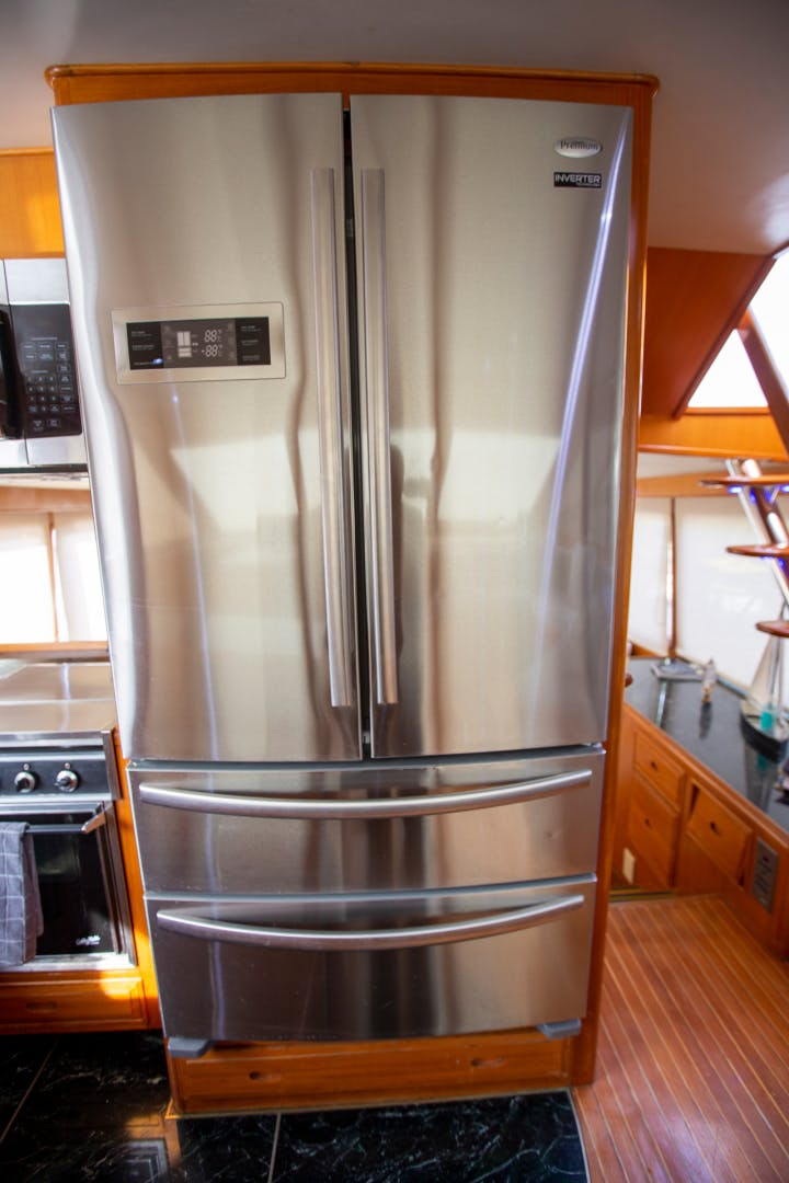 2000 Ocean Alexander 61' 610 Pilothouse Name Reserved | Picture 8 of 48