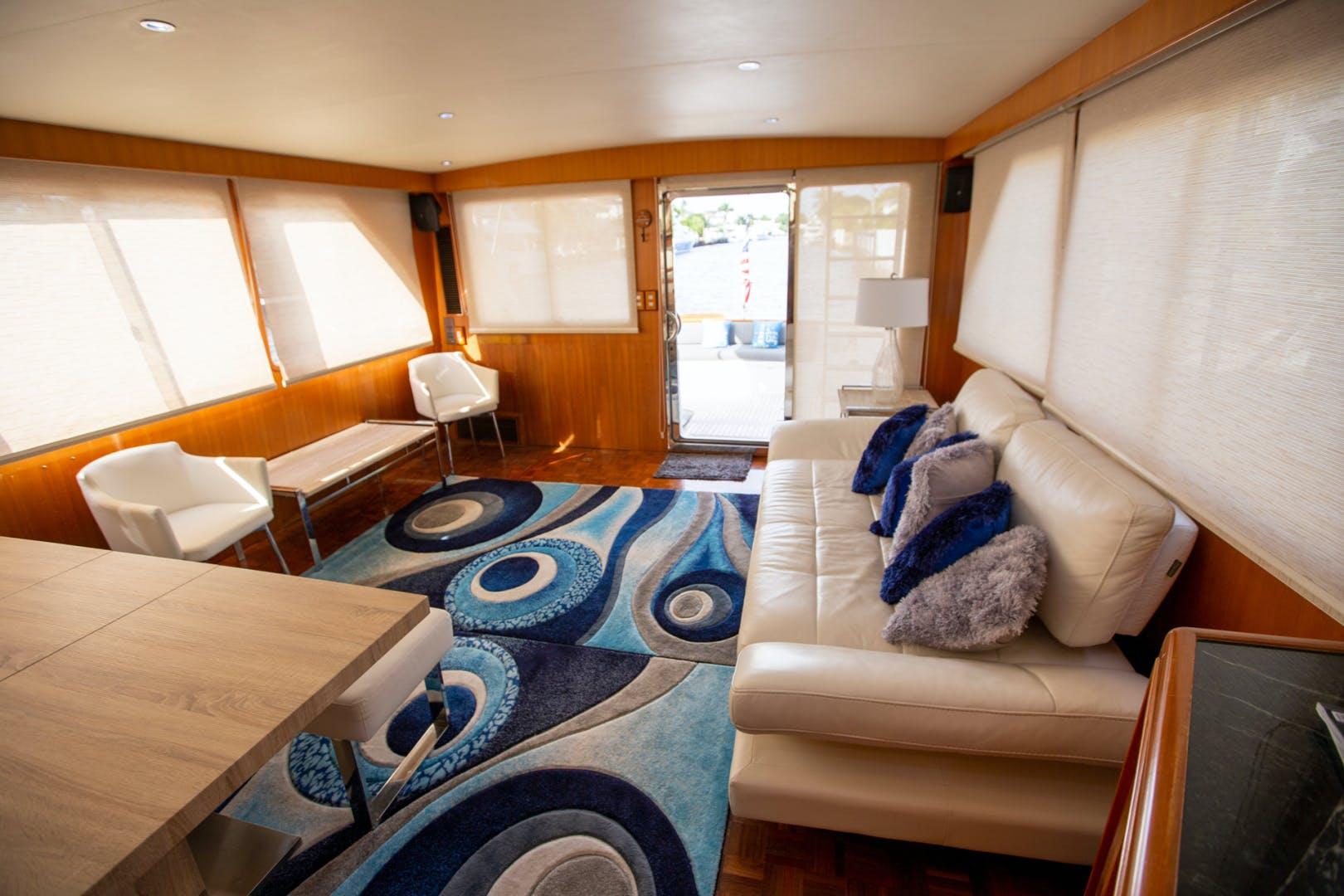2000 Ocean Alexander 61' 610 Pilothouse Name Reserved   Picture 7 of 48