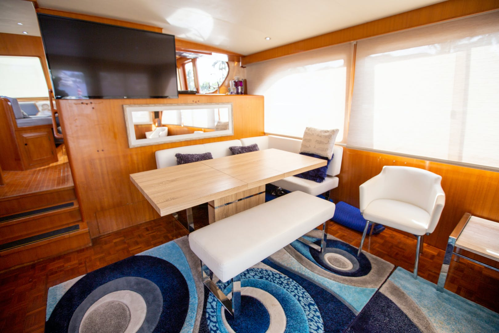 2000 Ocean Alexander 61' 610 Pilothouse Name Reserved | Picture 5 of 48