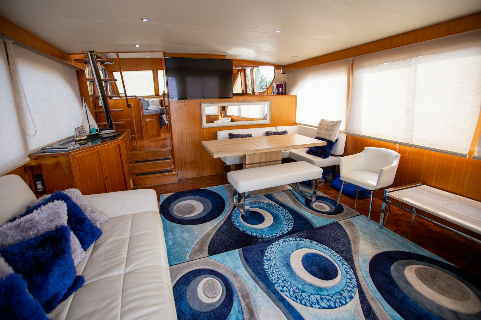 2000 Ocean Alexander 61' 610 Pilothouse Name Reserved | Picture 1 of 48