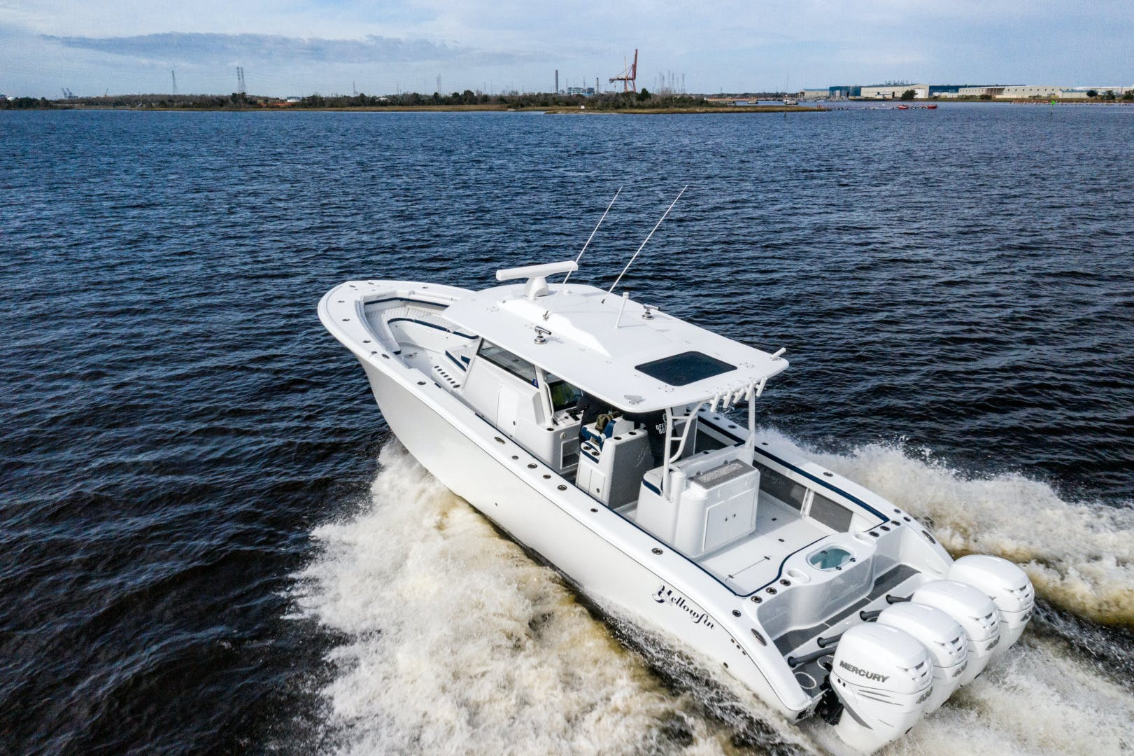 2020 Yellowfin 42' 42 Offshore Fin Nikki | Picture 6 of 63