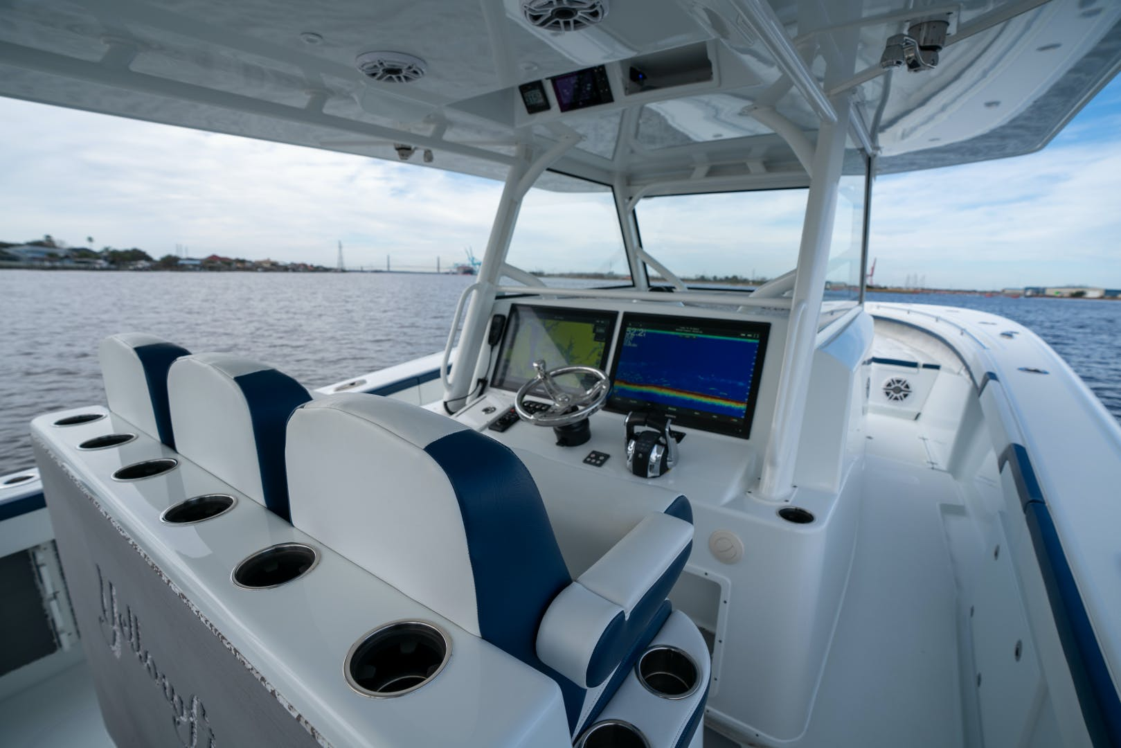 2020 Yellowfin 42' 42 Offshore Fin Nikki | Picture 2 of 63