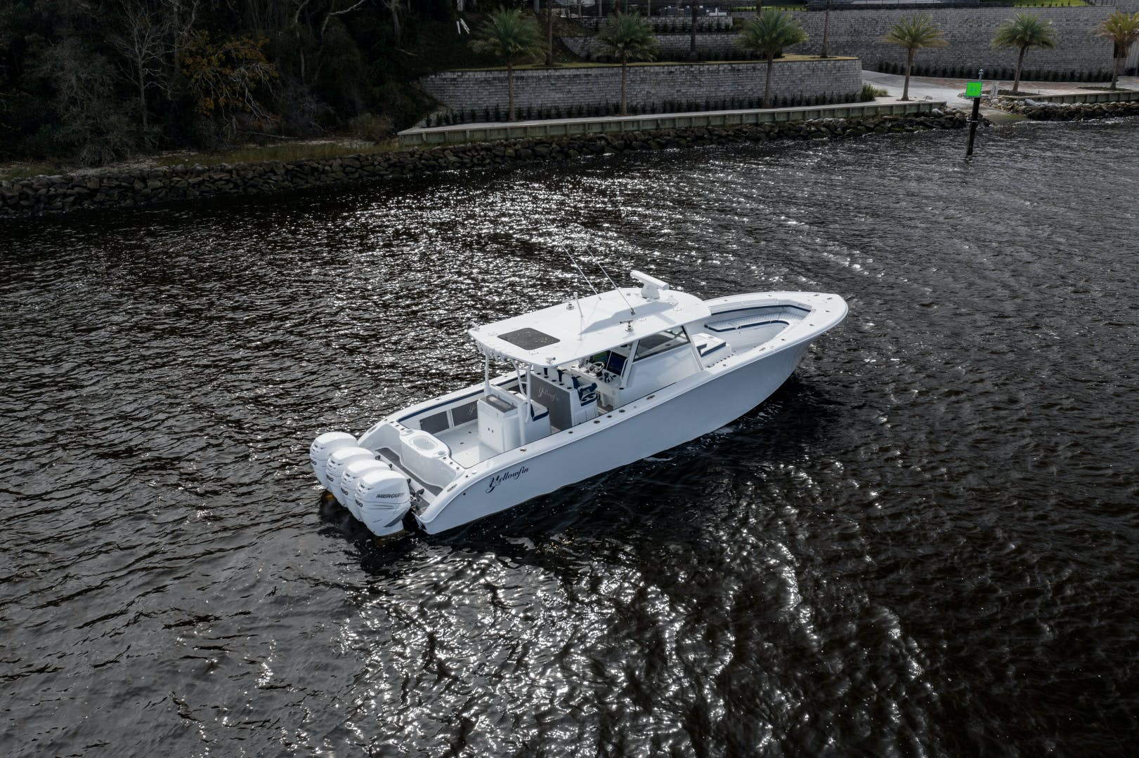 2020 Yellowfin 42' 42 Offshore Fin Nikki | Picture 8 of 63