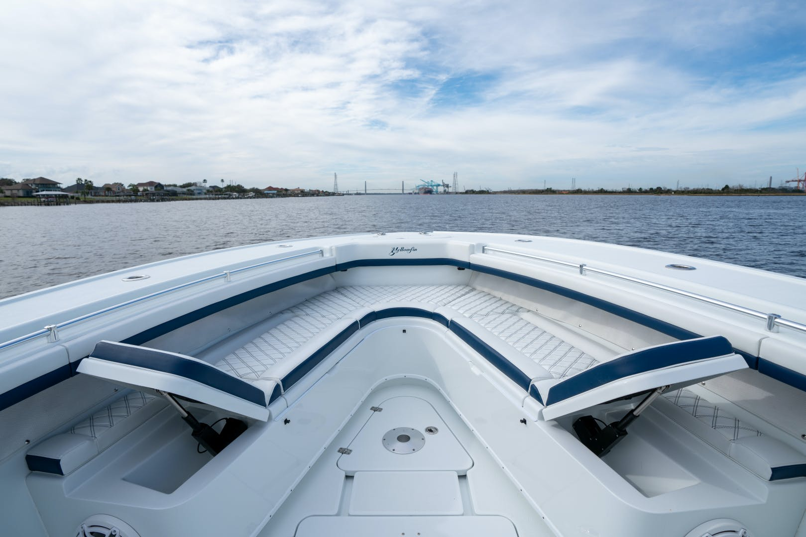 2020 Yellowfin 42' 42 Offshore Fin Nikki | Picture 5 of 63