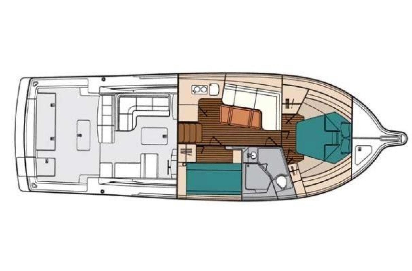 2006 Tiara Yachts 43' Open DEVOCEAN   Picture 6 of 14
