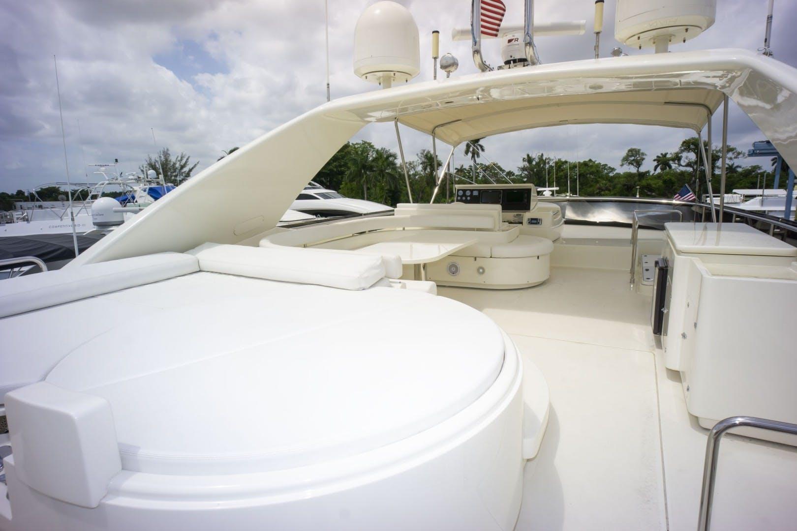 2006 Ferretti Yachts 83' 830    Picture 8 of 54