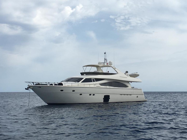 83' Ferretti Yachts 2006 830