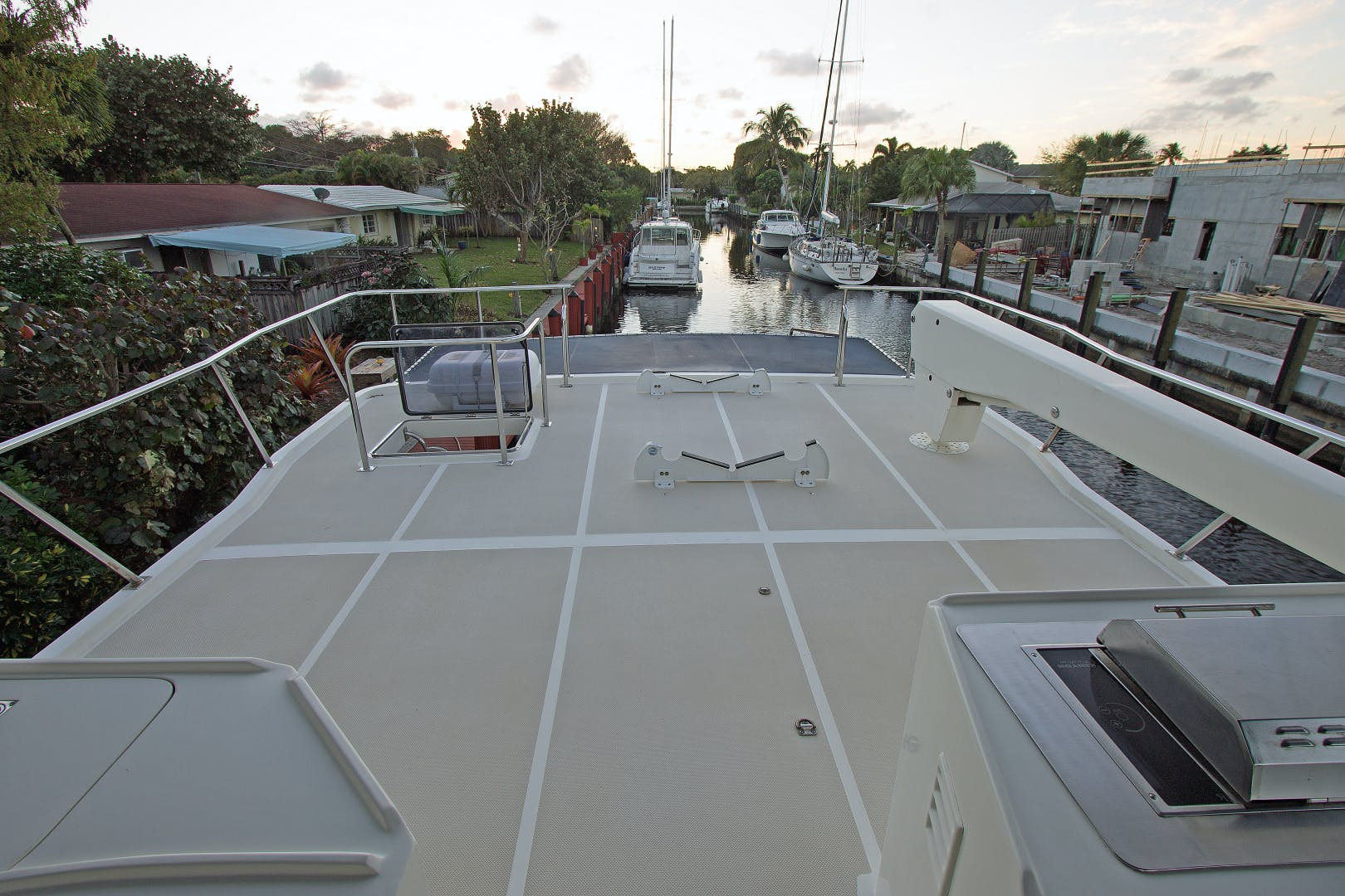 2001 Offshore Yachts 62' Flushdeck Mimi   Picture 2 of 21