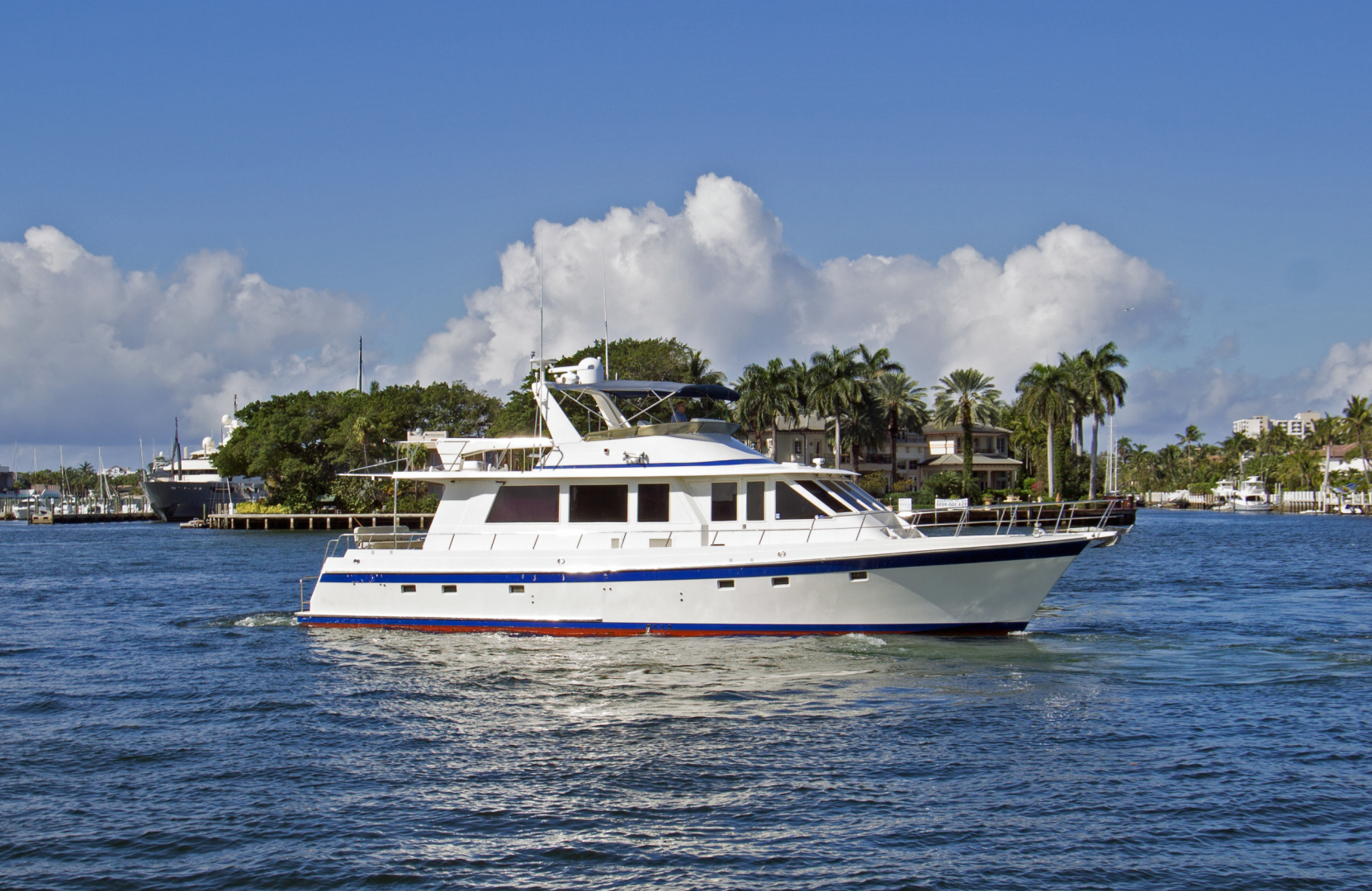 "2001 Offshore Yachts 62' Flushdeck ""Mimi"""