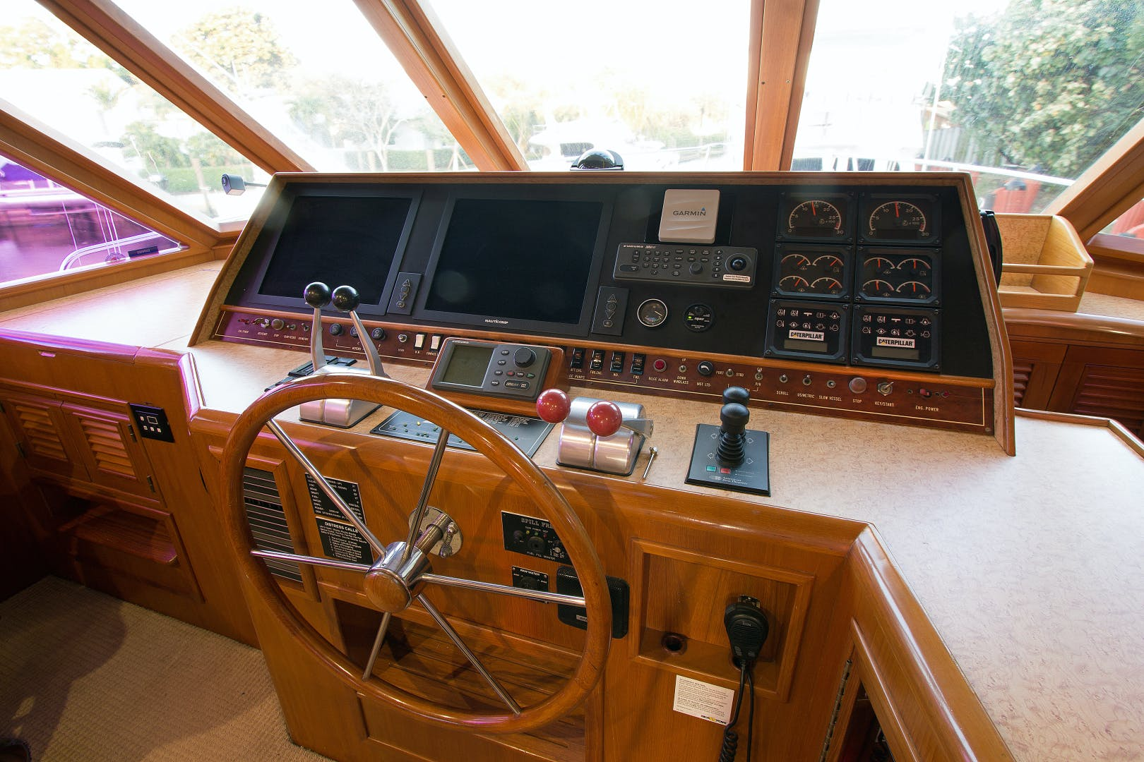 2001 Offshore Yachts 62' Flushdeck Mimi   Picture 5 of 21
