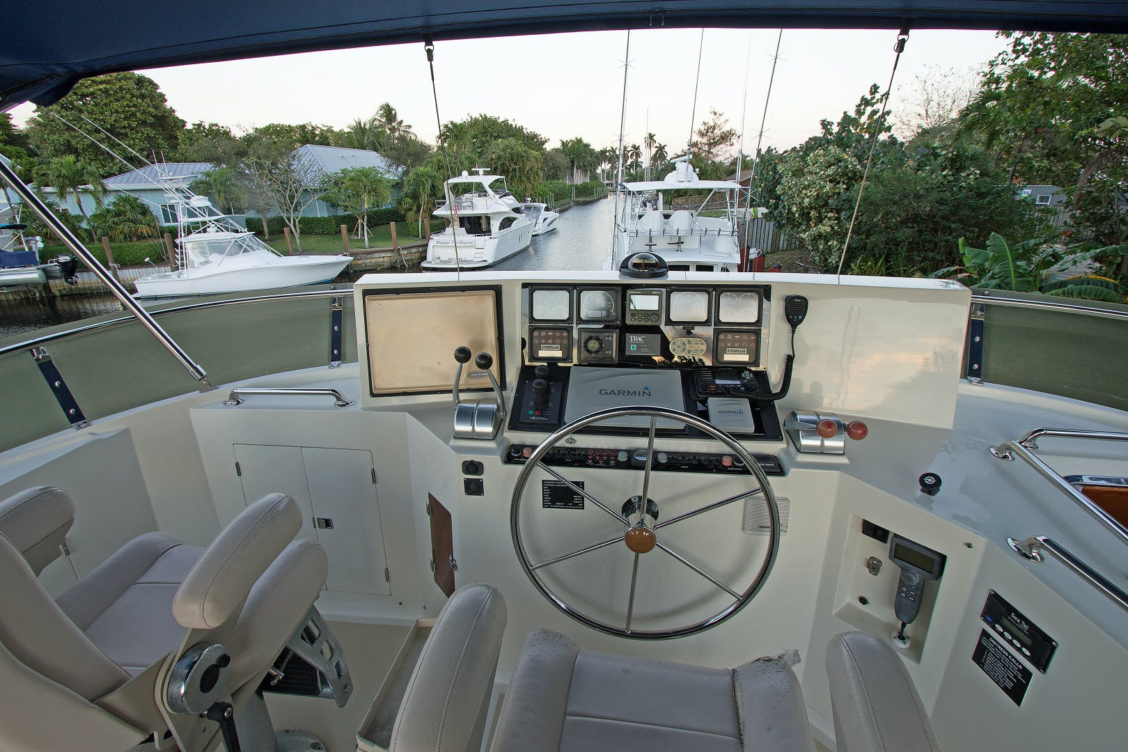 2001 Offshore Yachts 62' Flushdeck Mimi   Picture 1 of 21
