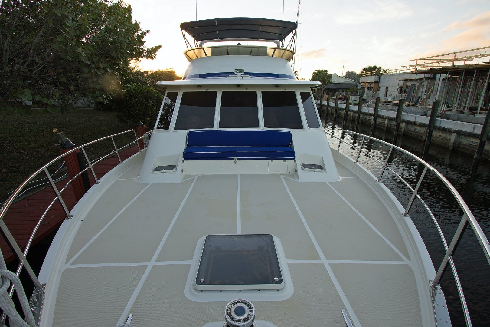2001 Offshore Yachts 62' Flushdeck Mimi   Picture 4 of 21