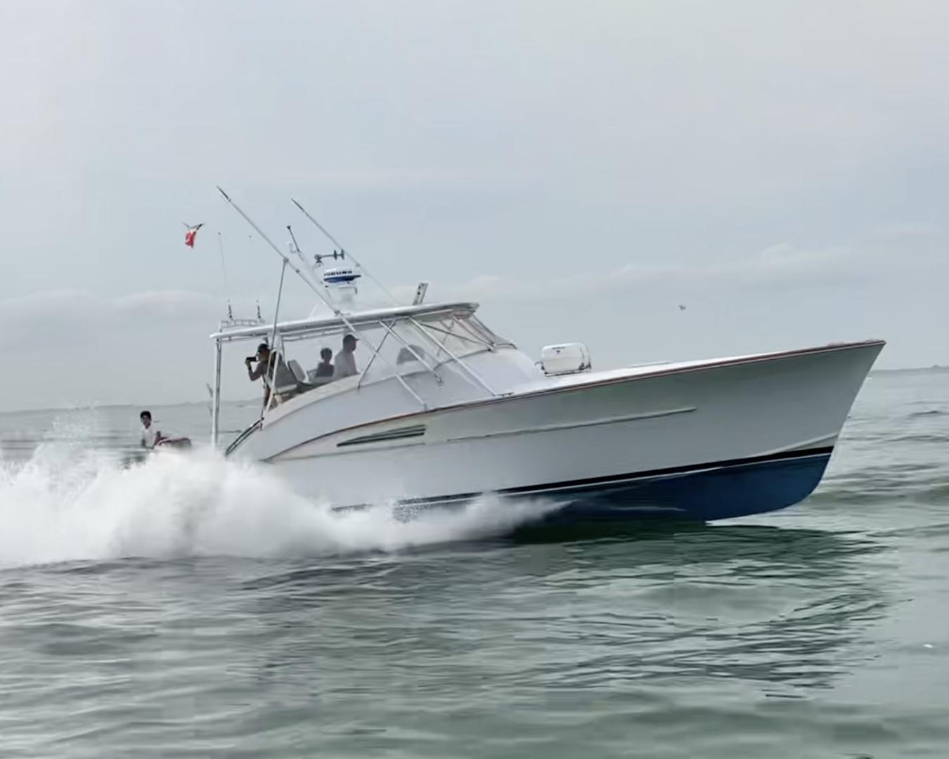 44' Rybovich 1990 Sportfish Express