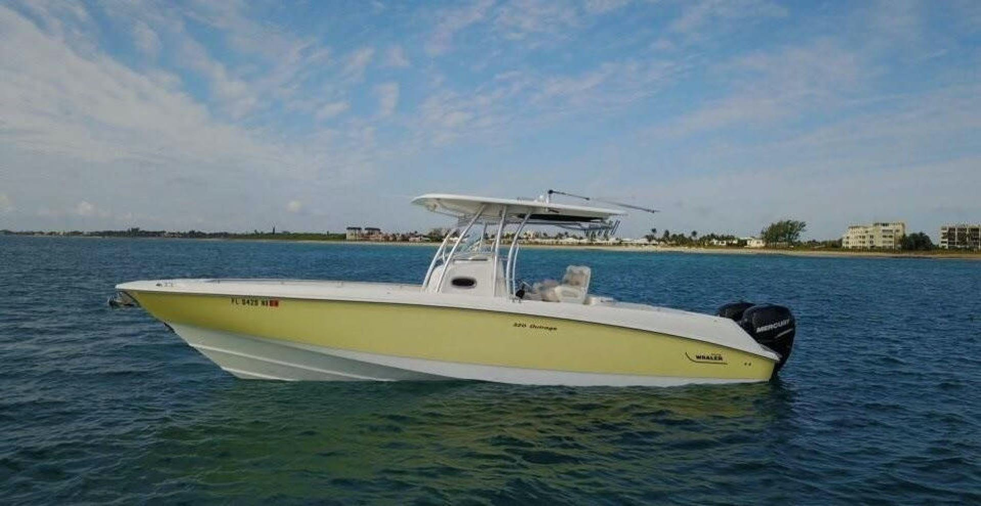2008 Boston Whaler 32' 320 Outrage No Name | Picture 1 of 15