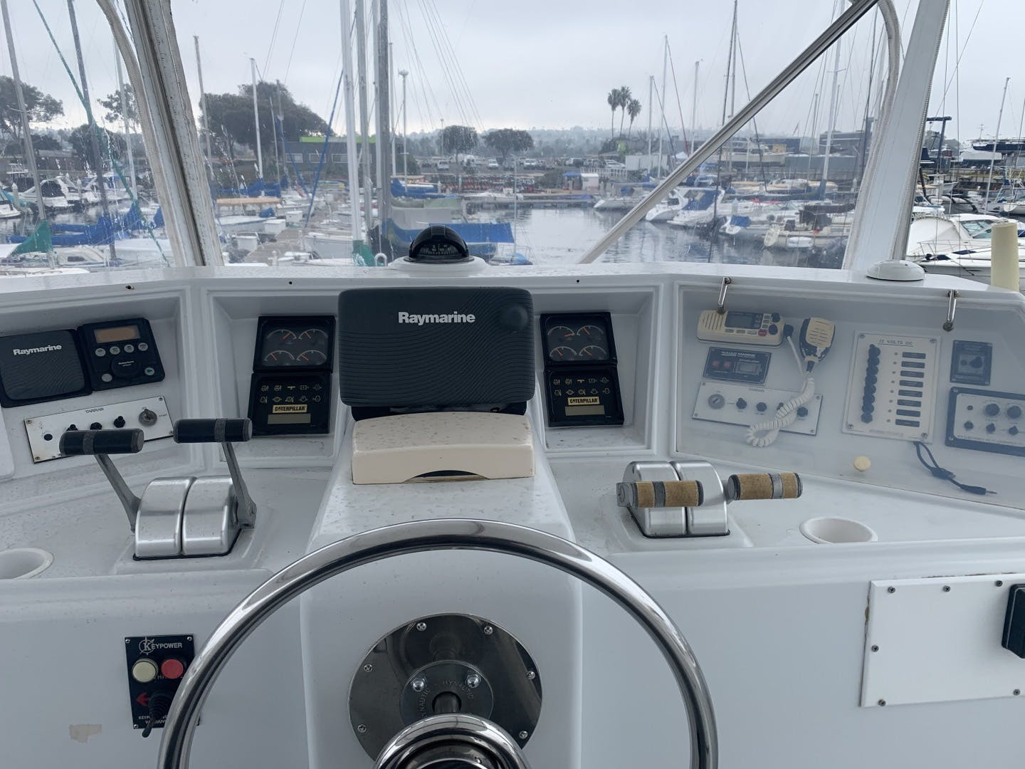 1998 Tarrab 88' 88 Motor Yacht Rehab | Picture 1 of 56