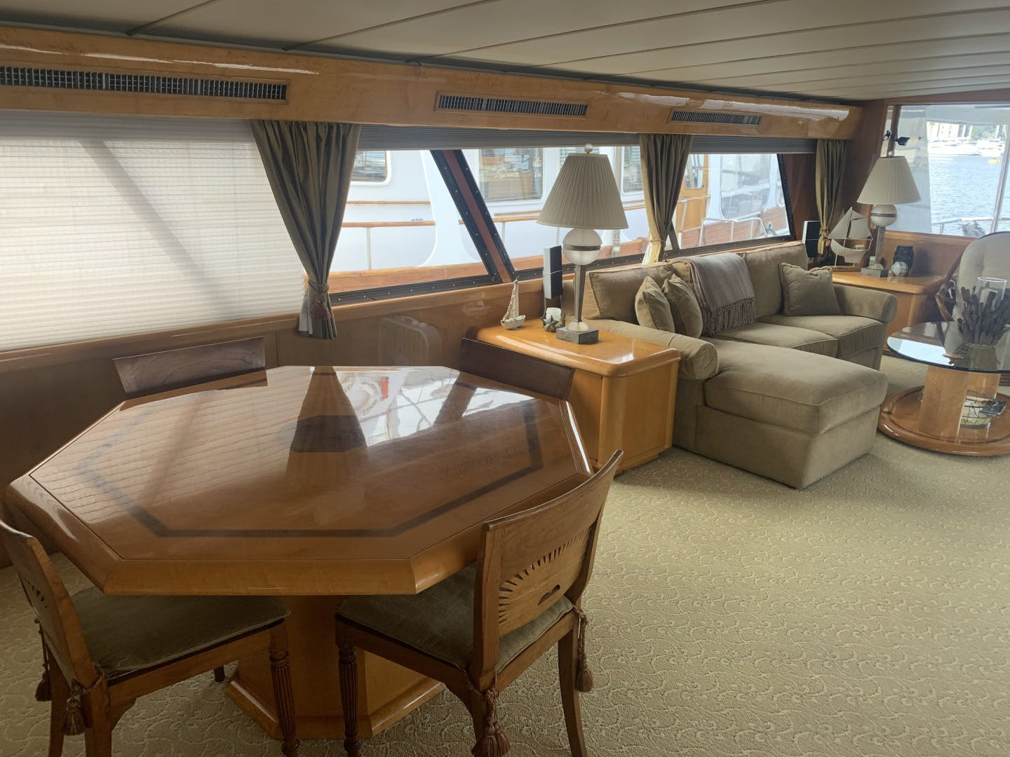 1998 Tarrab 88' 88 Motor Yacht Rehab | Picture 7 of 56