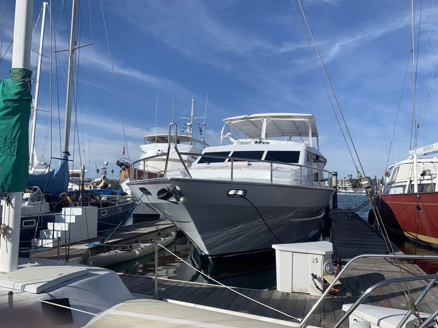 1998 Tarrab 88' 88 Motor Yacht Rehab | Picture 5 of 56