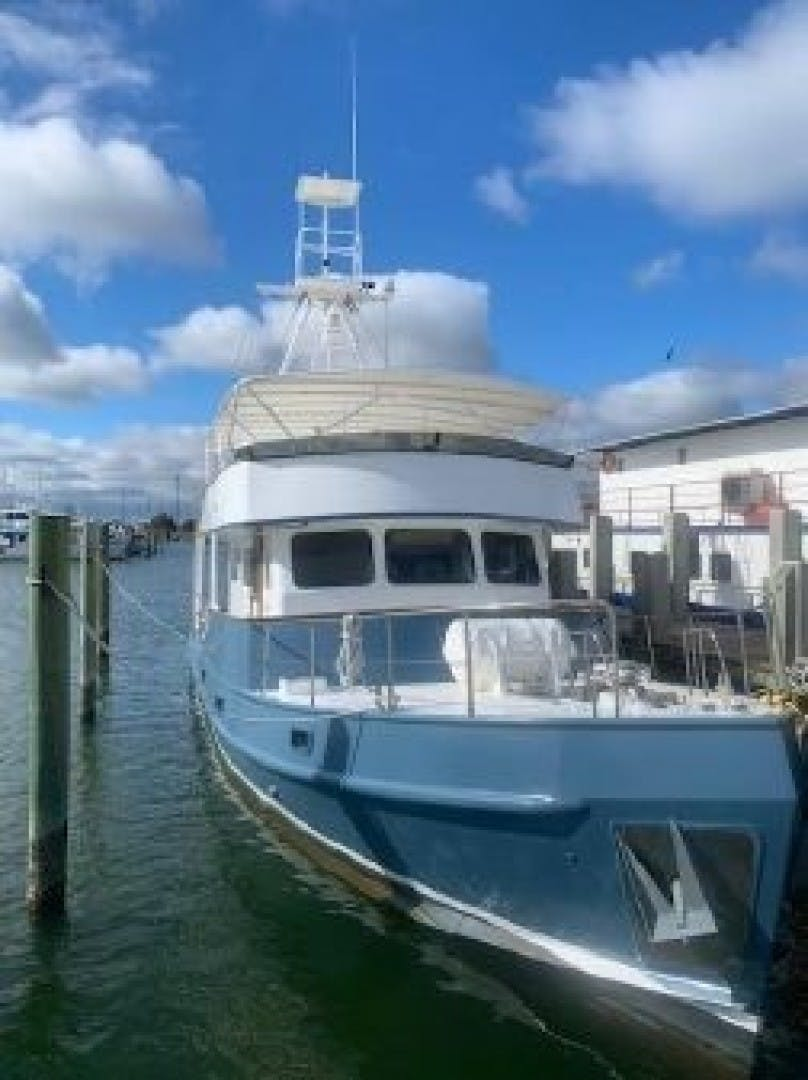 2001 Custom 70' Long Range Steel Trawler Lady C | Picture 5 of 92