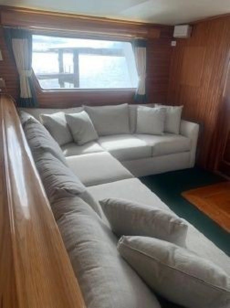 2001 Custom 70' Long Range Steel Trawler Lady C | Picture 6 of 92