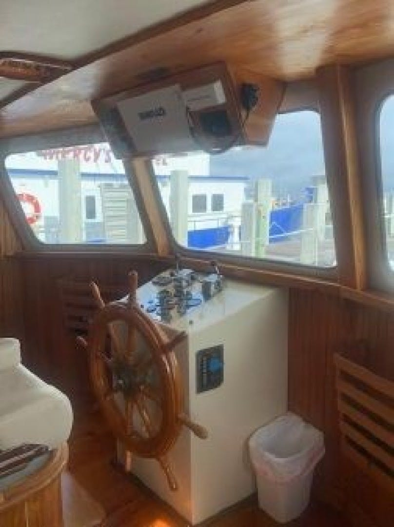 2001 Custom 70' Long Range Steel Trawler Lady C | Picture 2 of 92