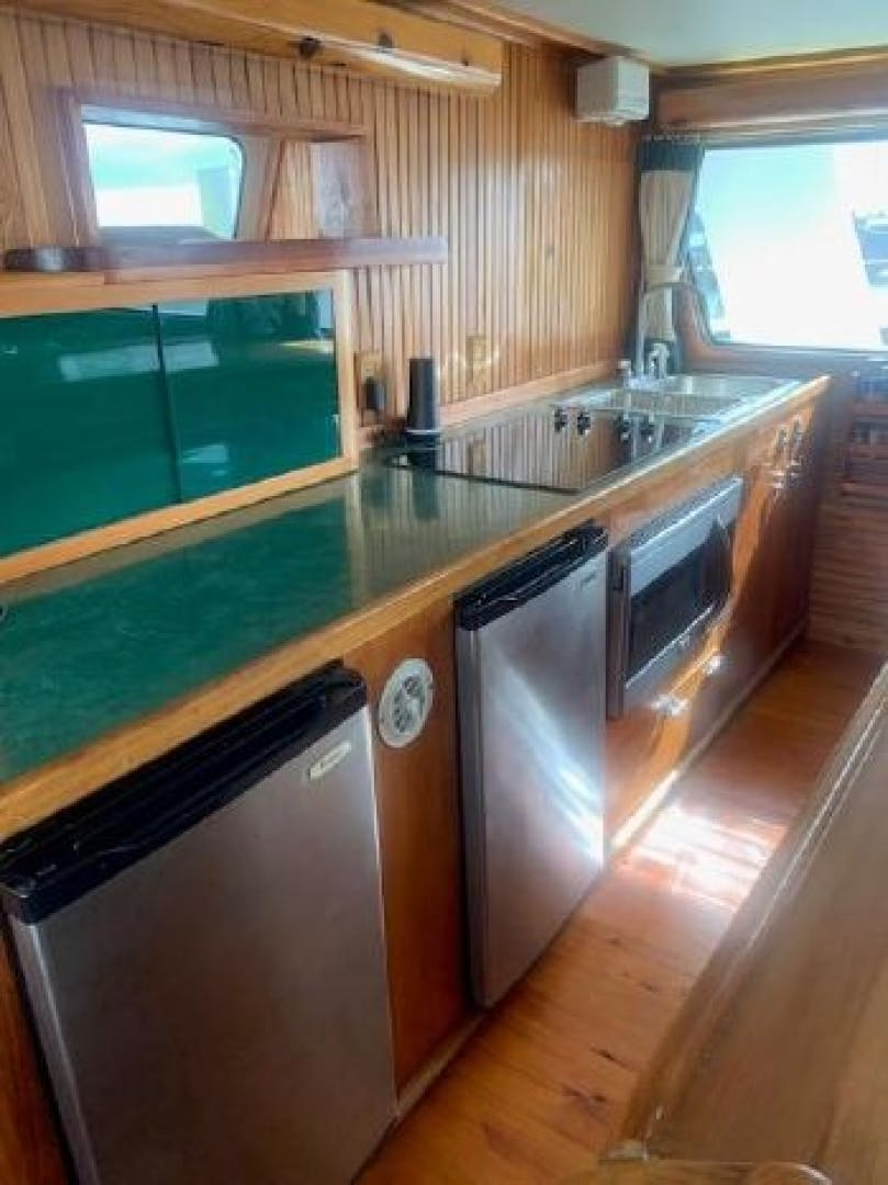 2001 Custom 70' Long Range Steel Trawler Lady C | Picture 3 of 92