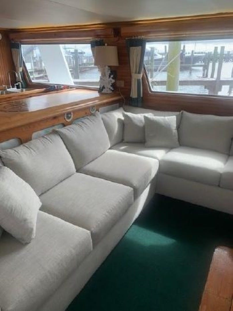 2001 Custom 70' Long Range Steel Trawler Lady C | Picture 7 of 92