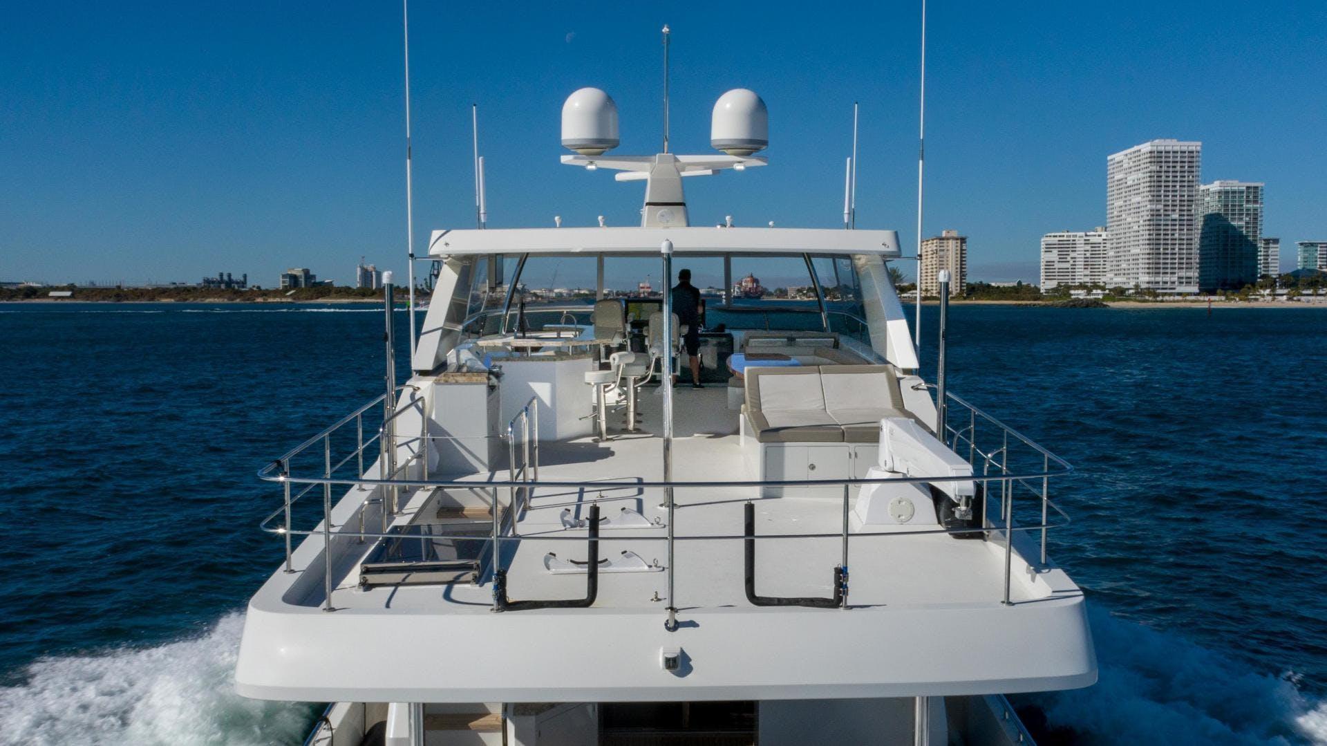 2018 Ocean Alexander 85' Evolution 7 DIAMONDS | Picture 2 of 73