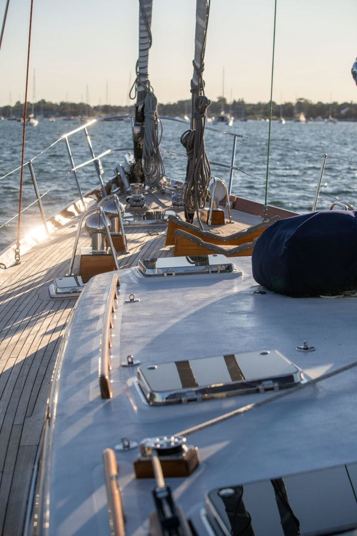 1984 Little Harbor 78'  HERMIE LOUISE | Picture 6 of 31
