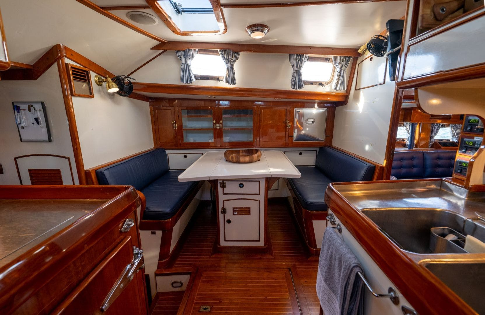 1984 Little Harbor 78'  HERMIE LOUISE | Picture 1 of 31