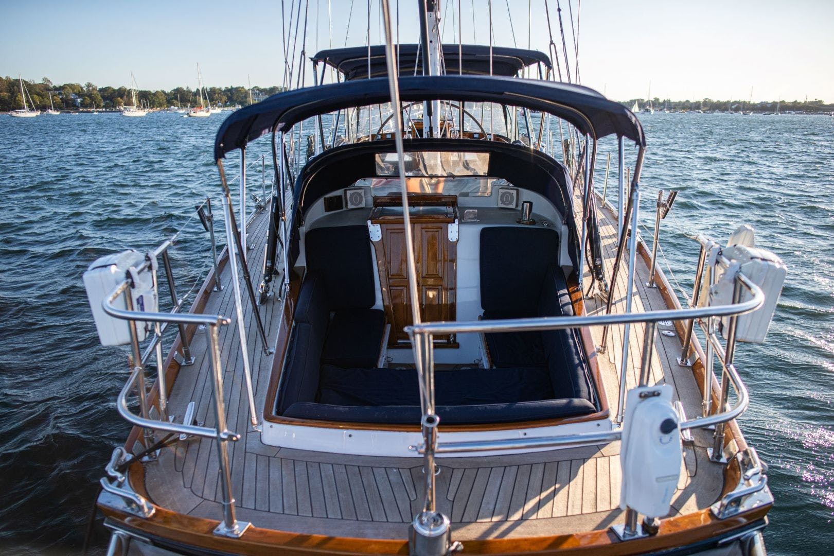 1984 Little Harbor 78'  HERMIE LOUISE | Picture 2 of 31