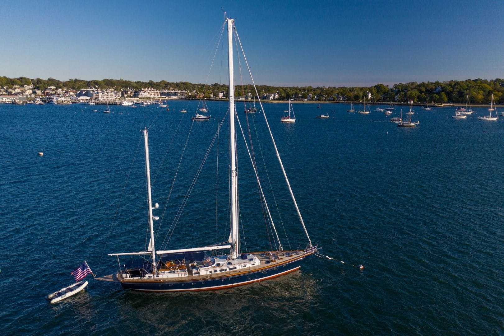 1984 Little Harbor 78'  HERMIE LOUISE | Picture 3 of 31