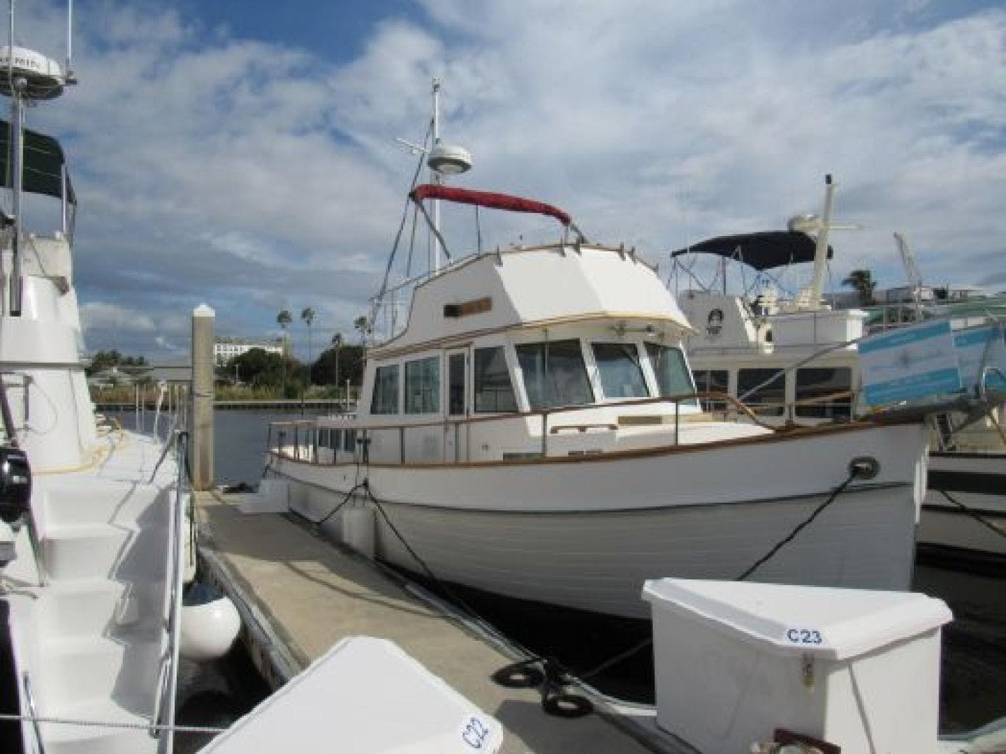 1983 Grand Banks 36'   SHEILA B | Picture 2 of 38