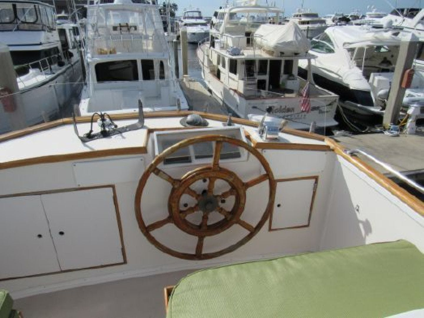 1983 Grand Banks 36'   SHEILA B | Picture 4 of 38