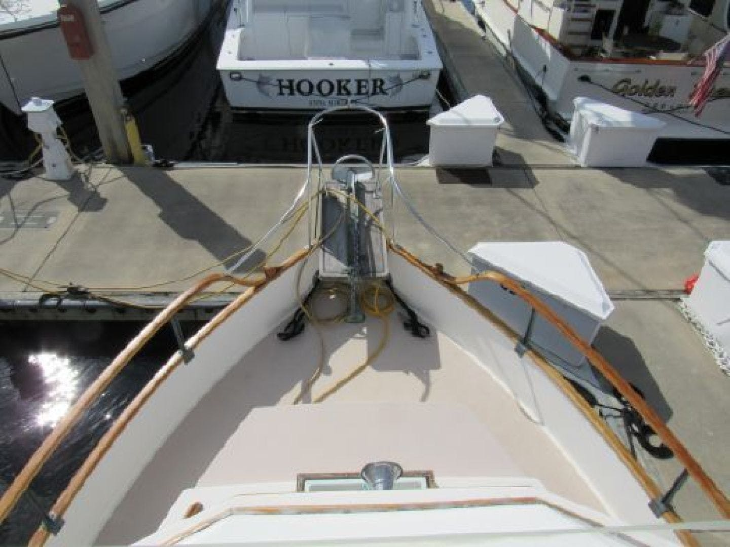 1983 Grand Banks 36'   SHEILA B | Picture 8 of 38