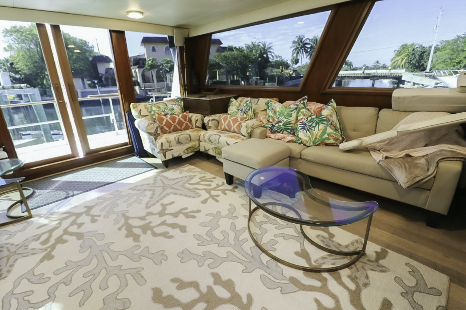 1988 Viking 70' 70 Cockpit Motor Yacht  | Picture 5 of 76