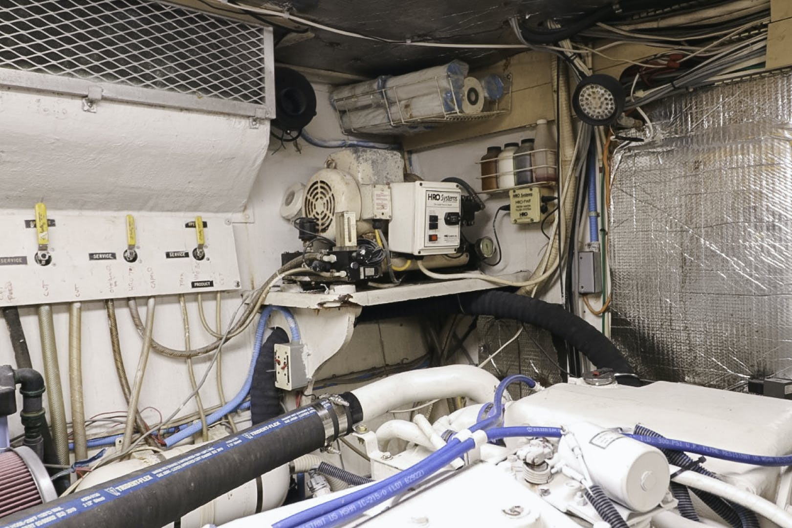 1988 Viking 70' 70 Cockpit Motor Yacht  | Picture 3 of 76